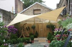 DIY Sun Shade Ideas | ... Sunshades and Patio Ideas Turning Backyard Designs into Summer Resorts