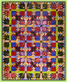 Lynn Ticotsky quilt