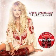 Carrie Underwood - Storyteller - Target Exclusive