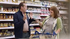 Tesco 'Scan As You Shop' Advert | Stuck Up