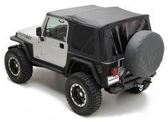 Smittybilt Soft Tops, Smittybilt Replacement Jeep Soft Top