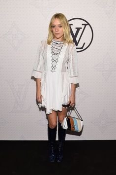 897290de6d Chloe Sevigny Photos - Actress Chloe Sevigny attends Louis Vuitton Monogram  celebration at Museum of Modern Art on November 2014 in New York City.
