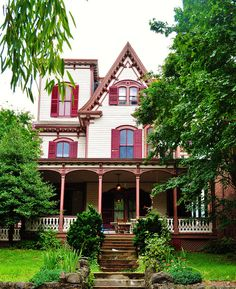 One of the last Victorian houses in Mt. Pleasant