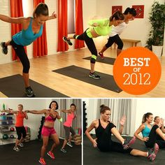Best 10 Min. Full Body Workouts by FitSugar.
