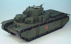 T-35 schwerer Durchbruchspanzer