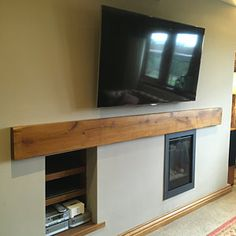 Solid French Oak 3 x 4 Beam Mantle Piece Fire I Beam, Mantle Piece, Log Burner, French Oak, It Is Finished, Fire, Pure Products, This Or That Questions, Etsy