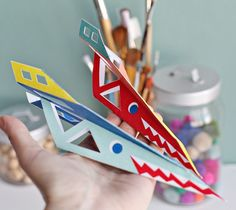 Crafts for Kids - Cricut Explore - Printables - Printable Kids Crafts