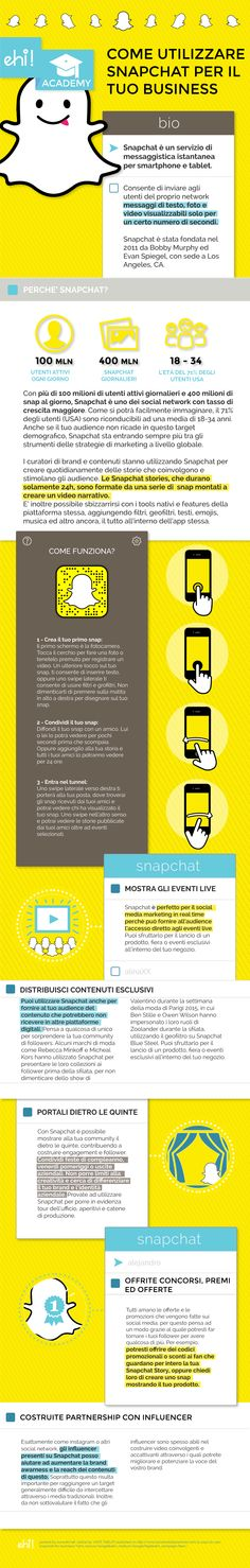 snapchat, social, social network, social media, infografiche, infographic of the day, yellow, millennials, business