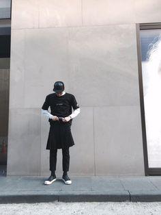 Rap Monster's 9 Best Looks Namjoon, Taehyung, Rapper, Kim Daily, Min Suga, Kpop Outfits, Korean Men, Bts Pictures, Rap Monster