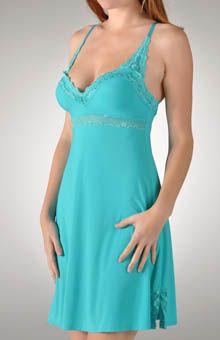 Rhonda Shear Sweet Breeze Molded Cup Butternit Gown