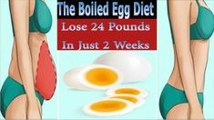 Many health experts and nutritionists claim that the boiled egg diet will help you burn up to 24 pounds in just two weeks. Plumpness is one of the biggest health problems in the United States. Obesity is linked with heightened risk for numerous diseases like cardiovascular diseases, diabetes and several cancer types. A lot of …