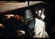 Caravaggio, 16th C. Calling of Levi.