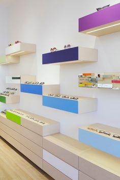 emmanuelle moureaux: Zoff outlet, Saitama, Japan #shop #glasses #interior