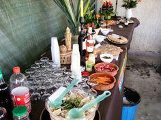 organiser un buffet pour 30 personnes pause cuisine pinterest personnes ap ro et ap ritif. Black Bedroom Furniture Sets. Home Design Ideas