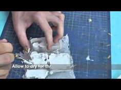 How to cheaply cast plastic models - YouTube