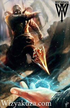 Mortal kombat by wizyakuza
