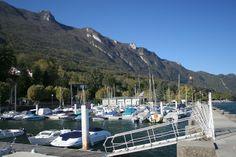 Le petit port du Bourget du Lac.