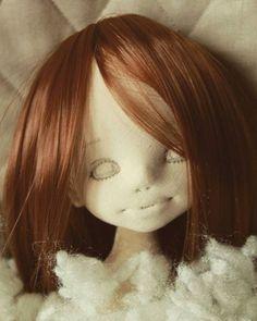 Заготовка головы куклы