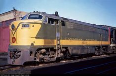 RailPictures.Net Photo: CN 9328 Canadian National Railway CLC CFA16-4 at Ottawa, Ontario, Canada by Roger Lalonde