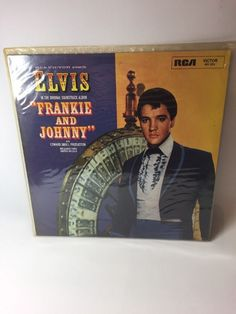 ELVIS PRESLEY ELVIS FRANKIE AND JOHNNY RCA VINYL LP FRench Import 461.024 in Music, Records, Albums/ LPs | eBay