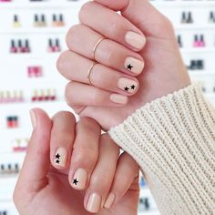 Manicures with Stars from Olive & June Los Angeles