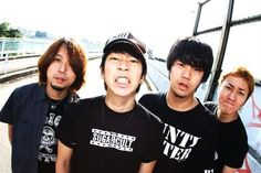 A great Japanese punk rock band, Ellegarden. Though they have taken an indefinite hiatus, individual members are still active with other bands.