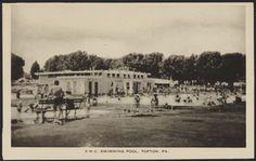 Topton, PA Memorial Pool