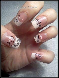 Acrylic+nails+by+gerito+-+Nail+Art+Gallery+nailartgallery.nailsmag.com+by+Nails+Magazine+www.nailsmag.com+#nailart