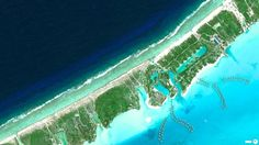 Motu Tehotu, French Polynesia | 43 Incredible Photos Of Earth, As Seen From Space