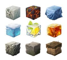 Challenge materials by sans-art on DeviantArt Texture Drawing, Texture Art, Texture Painting, Prop Design, Game Design, Paint Photoshop, Sans Art, Game Textures, Hand Painted Textures