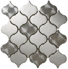 irregular shape metal mosaic tiles-export manager email: mona@mgmosaic.com