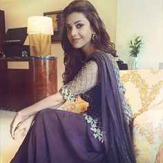 Kajal Aggarwal New Stills for Bru Ad Most Beautiful Indian Actress, Beautiful Actresses, Bollywood Fashion, Bollywood Actress, Senior Girl Poses, Stylish Sarees, Indian Celebrities, Celebrities Fashion, Saree Dress