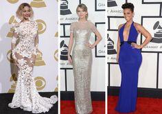 Beyoncé, Taylor Swift y Alicia Keys en los premios Grammy 2014