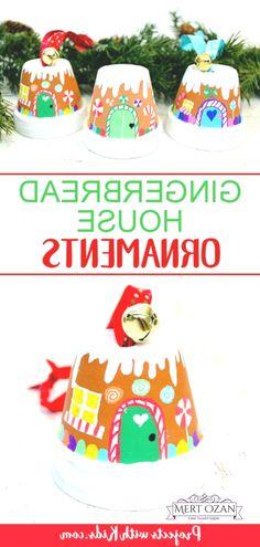 En caja Set de 6 de Pan de Jengibre Hombre De Color Vino Vidrio Adornos Ideal Regalo