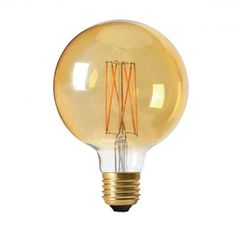 Glödlampa LED Globe 125 mm