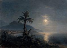 Palermo moonlight