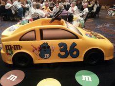 2014 Convention - Charlotte, NC - petal car @ banquet
