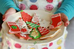 12. Christmas cookies by Isabel Pavía, via Flickr