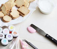 基本をしっかり抑えたアイシングクッキーの作り方 | お菓子・パン材料・ラッピングの通販【cotta*コッタ】