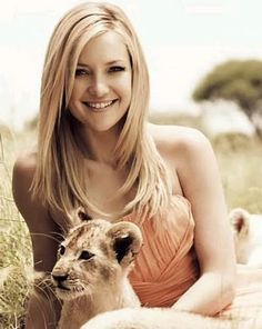 kate hudson hair - long, layered straight haircut