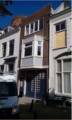Gevel bij opdrachtgever in Utrecht // Bouwbedrijf J. van Esseveld & Zn.