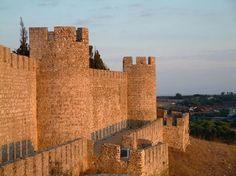 Santiago do Cacem, Castle   http://portugaldreamcoast.com/en/2011/01/santiago-do-cacem/#