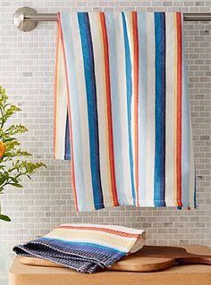 Clutter, Weaving, Textiles, Storage, Towels, Fabric, Handmade, Kitchen, Summer