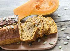 RECEPT: Bučni kruh s semeni - Zanimivi praktični nasveti in novosti Banana Bread, Recipies, Desserts, Food, Bikinis, Pumpkin Loaf, Ideas, Sporty, Vitamin C