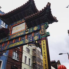 #ChinaTown #DiscoverLondon #Soho #ISAabroad #ISAEurope #London by london_cultural