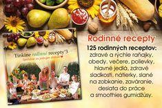 Eshop: Tinkine rodinné recepty Smoothies, Vegetables, Food, Smoothie, Veggie Food, Vegetable Recipes, Meals, Veggies, Smoothie Packs