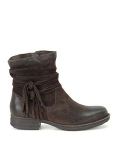 B248rn Brown Cross Castagno Ankle Boots