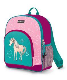 Crocodile Creek Horse Backpack. Horse BackpackPersonalized BackpackHorse  GirlGirl ... 07990d6ff0745