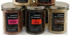 DIRECT MATIN - Le vinaigre en paillettes s'installe dans les cuisines. La jeune entreprise French Cooker a imaginé et conçu un vinaigre solide en paillettes. Grand prix de la dernière édition du Sial (Salon international de l'alimentation), qui s'est tenue en octobre dernier au Parc des Expositions à Villepinte, ce produit inventif et pratique se décline en cinq parfums originaux...