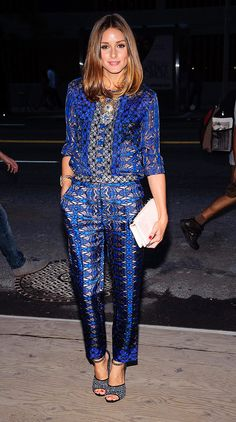 All over print - Olivia Palermo